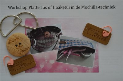 Accessoires Haaketui of Tas Workshop Mochila Haken