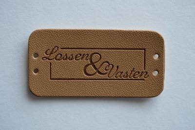 The original Lossen & Vasten label